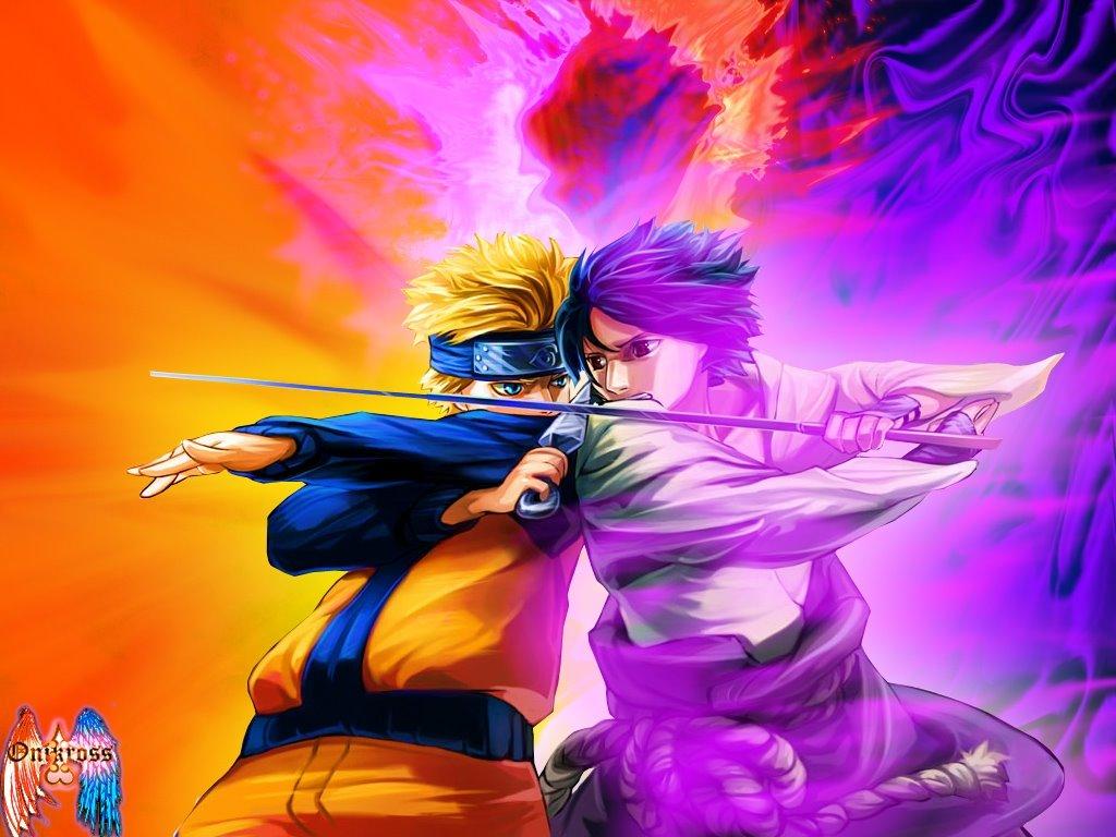 Naruto Vs Sasuke Wallpapers Hd For Android Hd Naruto