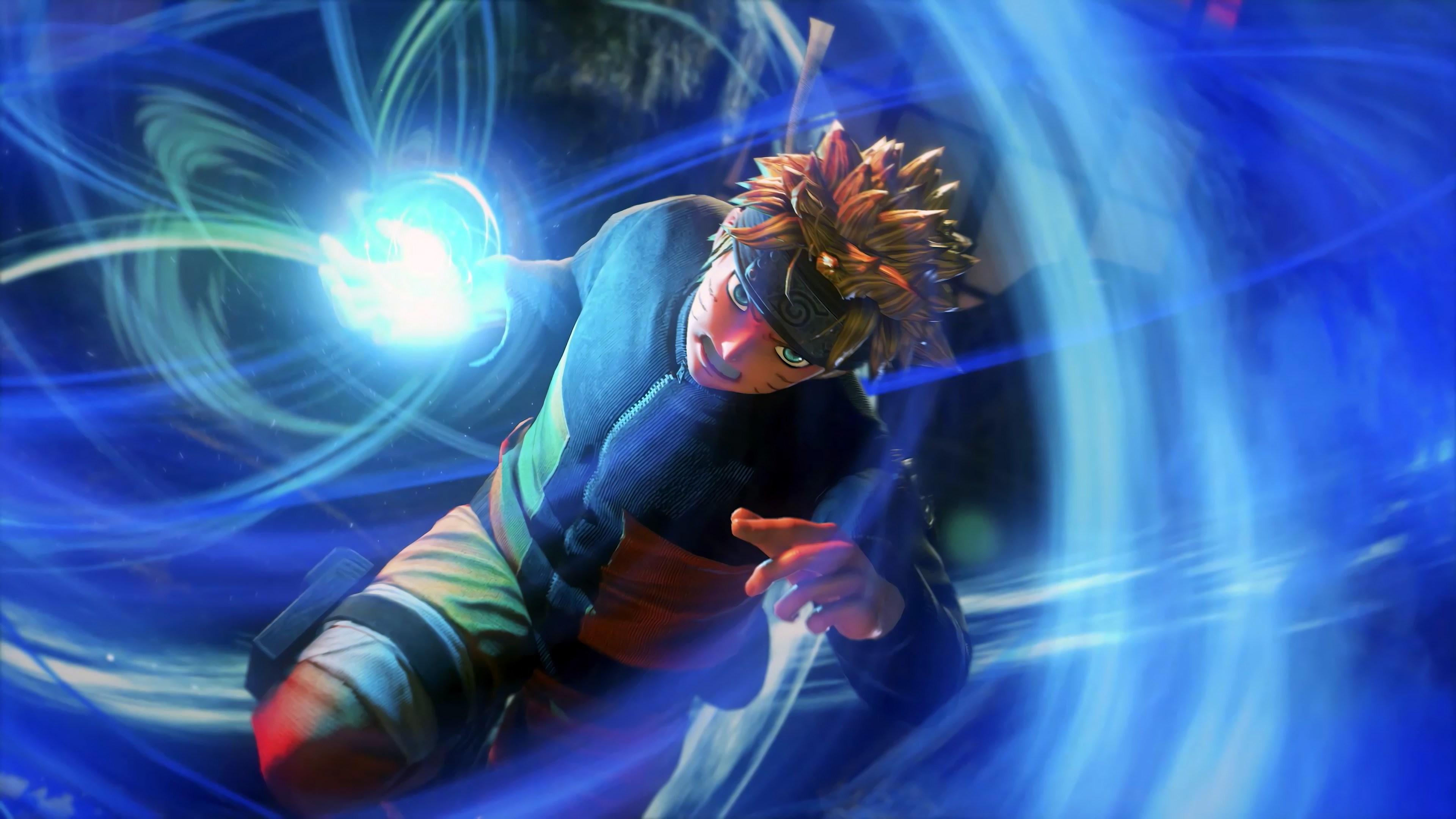 Naruto in Jump Force Wallpaper 4k Ultra HD ID3711