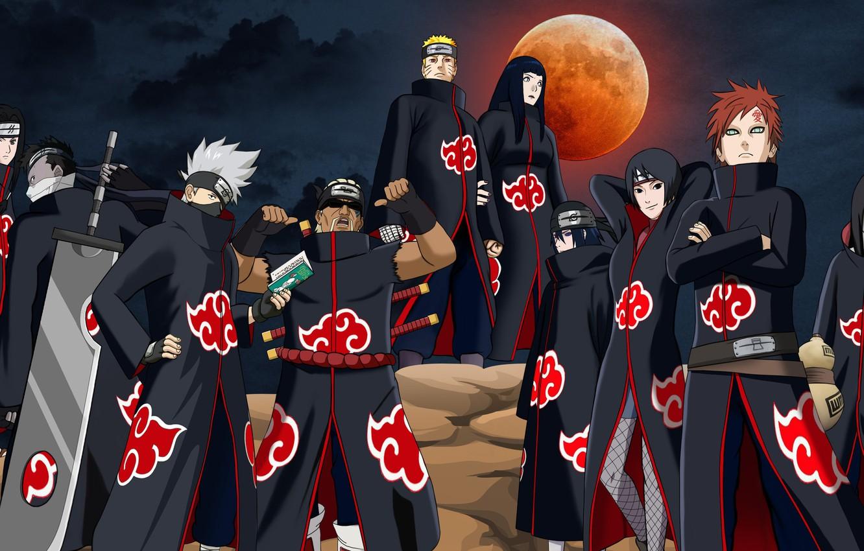 Wallpaper Naruto anime ninja Akatsuki manga shinobi