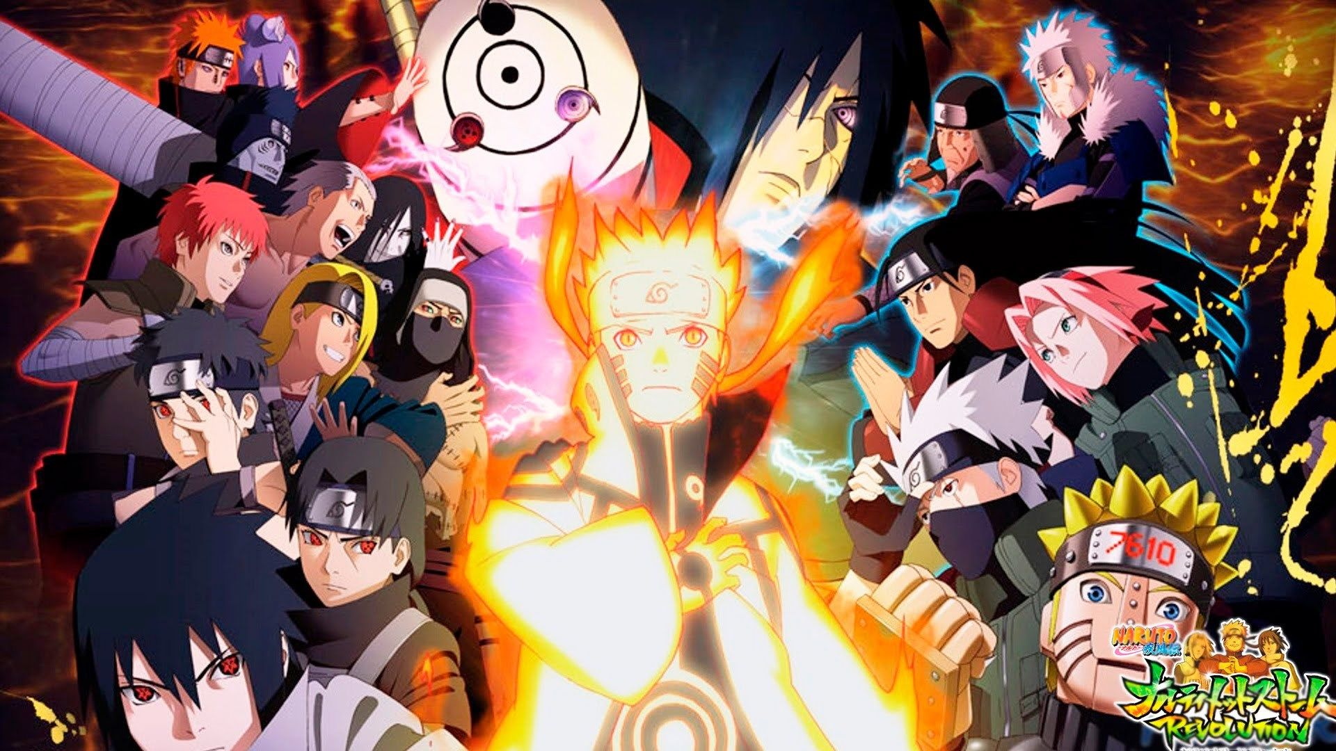 Naruto Wallpaper Download Posted By Samantha Tremblay