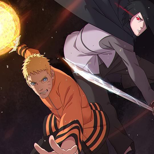 Naruto and Sasuke Wallpaper Engine Download Wallpaper Engine