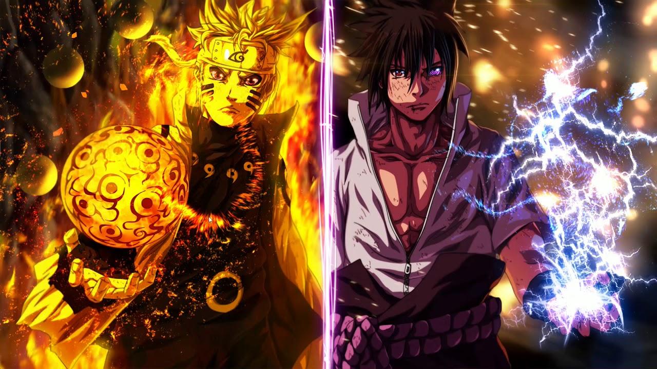 Wallpaper Engine Naruto Naruto Vs Sasuke YouTube