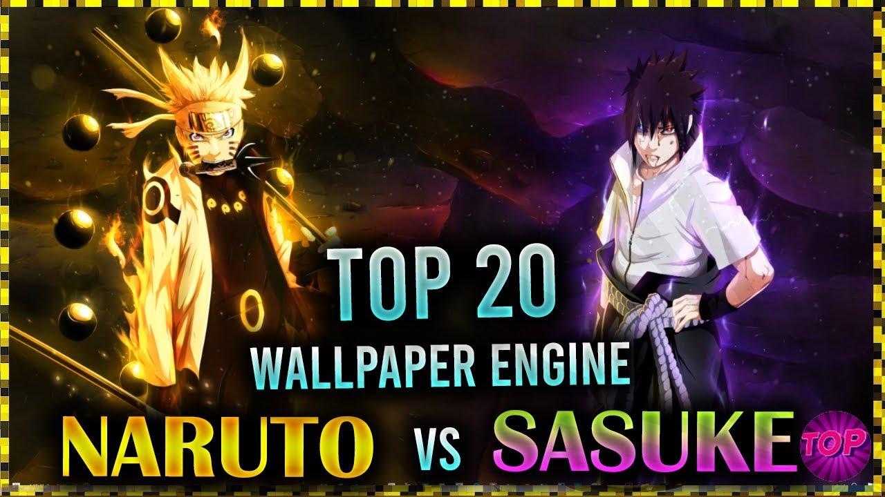 Wallpaper de anime naruto