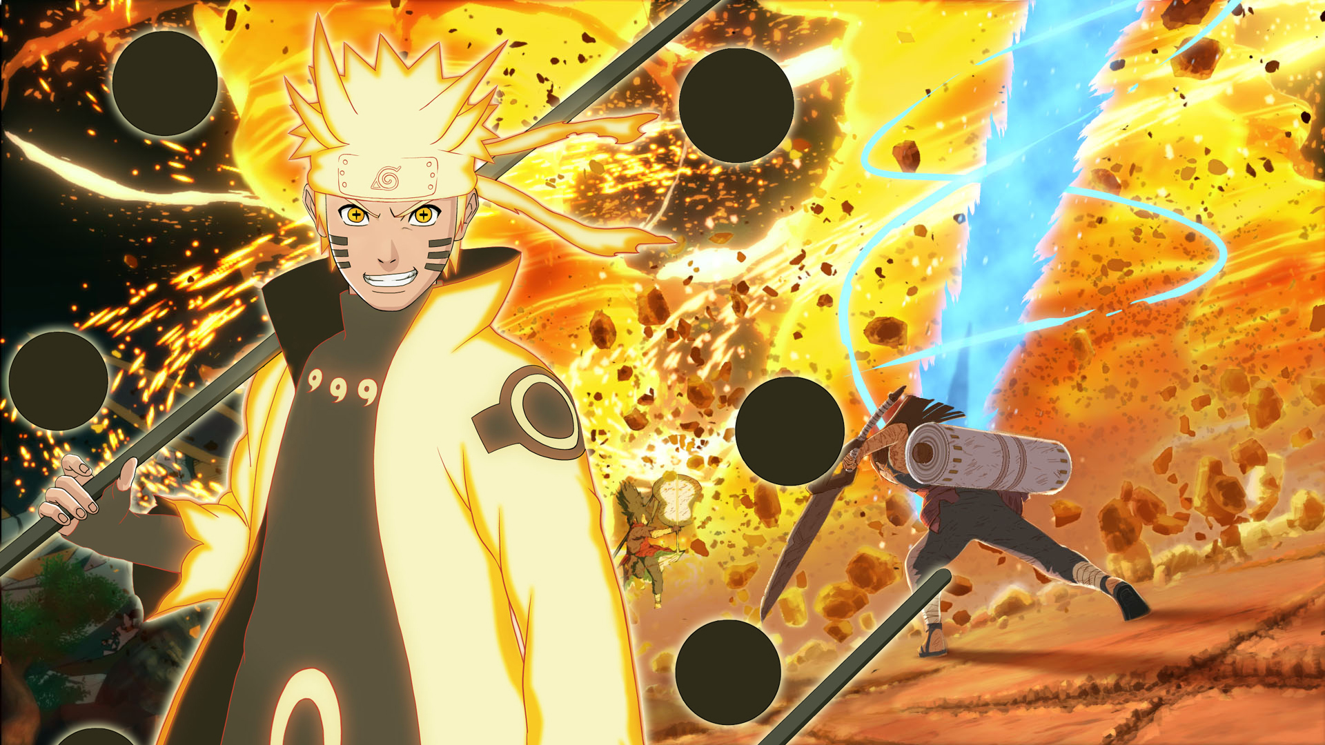 Best 47 Naruto Desktop Backgrounds on HipWallpaper