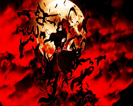 Uchiha Itachi Naruto and Anime Background Wallpapers on