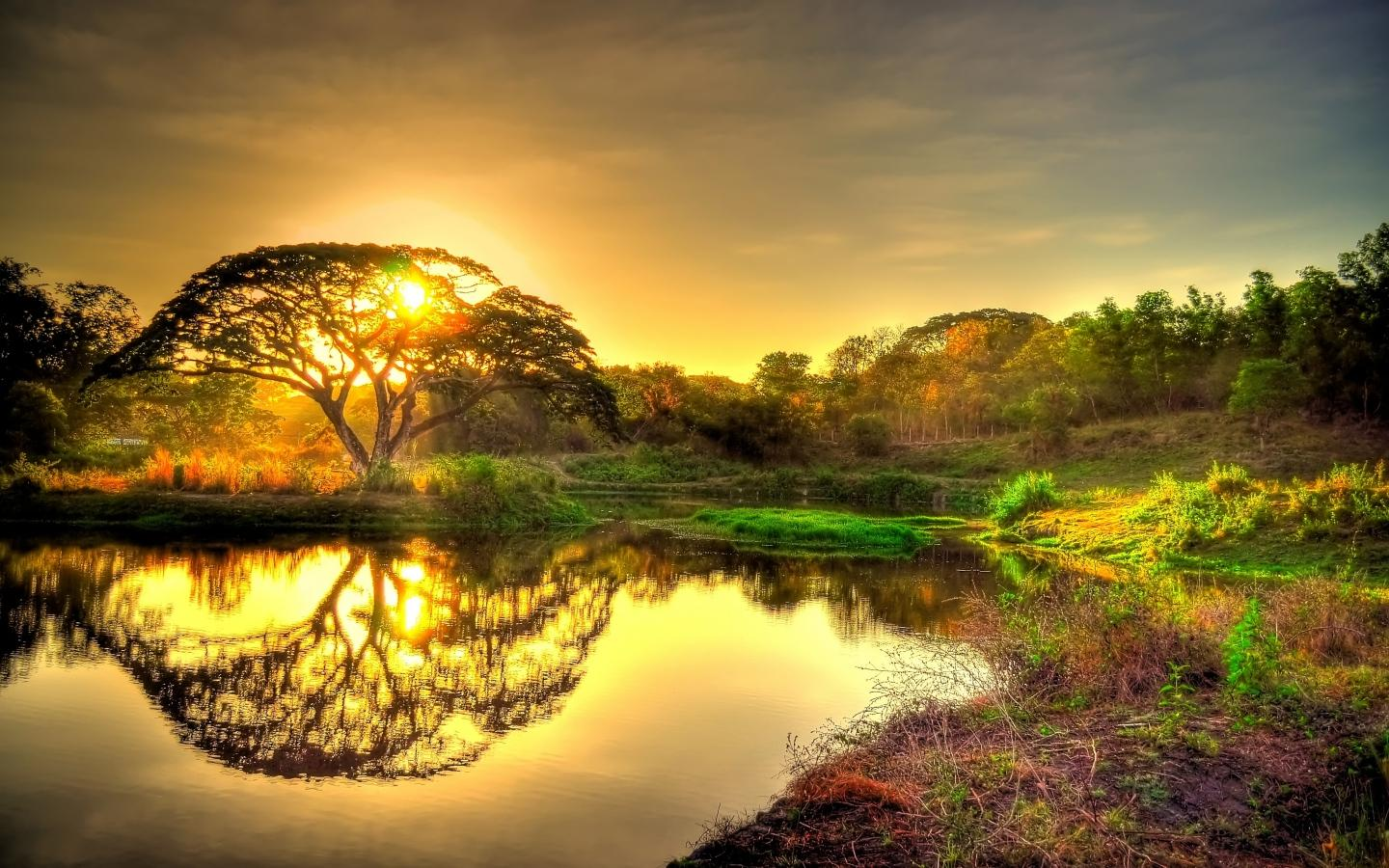 Nature Backgrounds Hd Posted By John Anderson