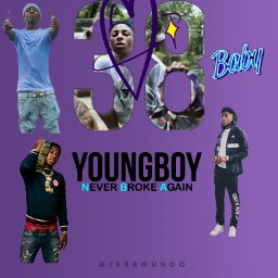 Nba Youngboy 38 Baby Wallpapers Posted By Ryan Simpson