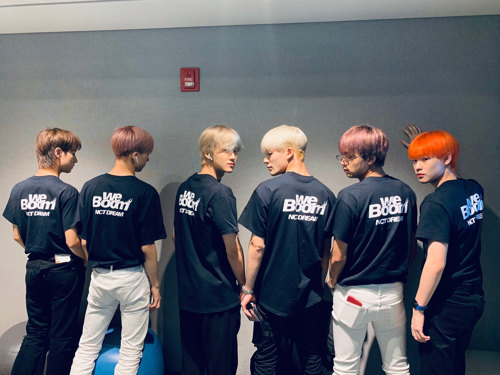 NCT Dream We Boom Photo Collection