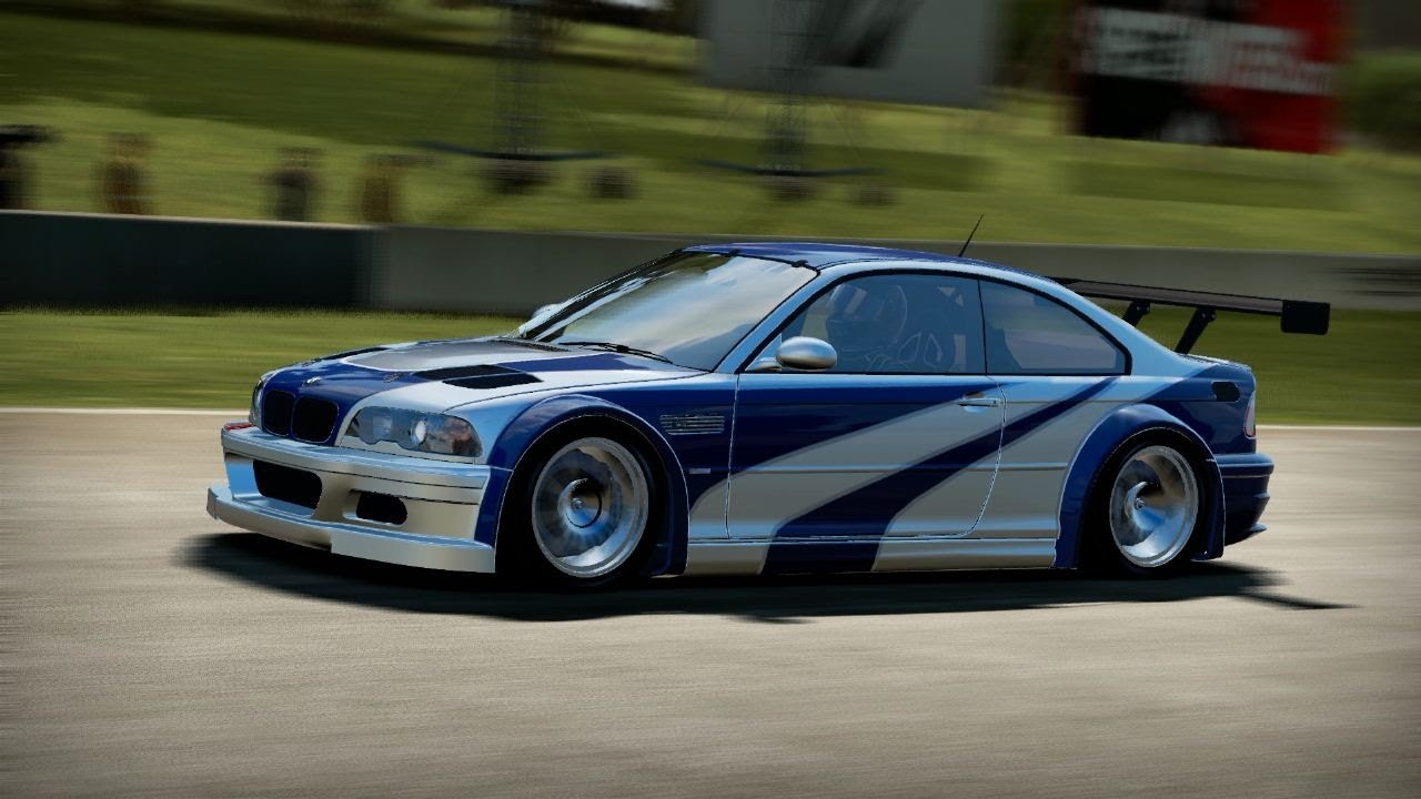Need For Speed Bmw M3 Gtr Real Life Posted By Samantha Mercado