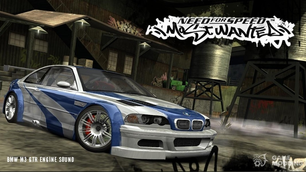 Need For Speed Bmw M3 Gtr Posted By John Walker