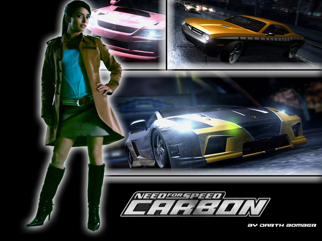 Need For Speed Carbon Wallpaper Posted By John Walker