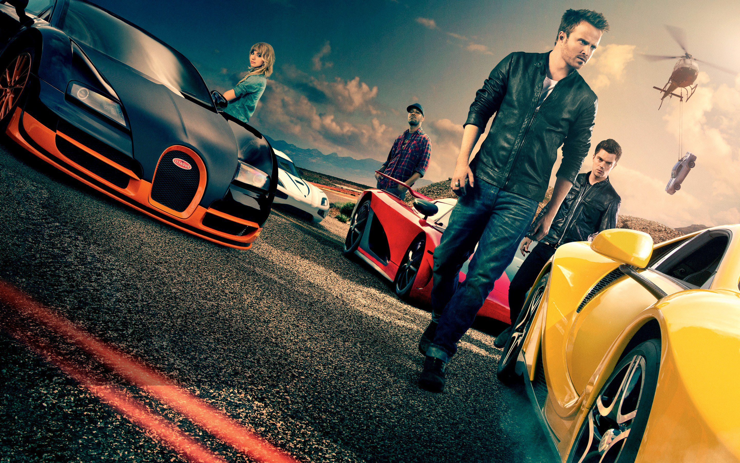 Need For Speed Movie Wallpapers Posted By Zoey Mercado