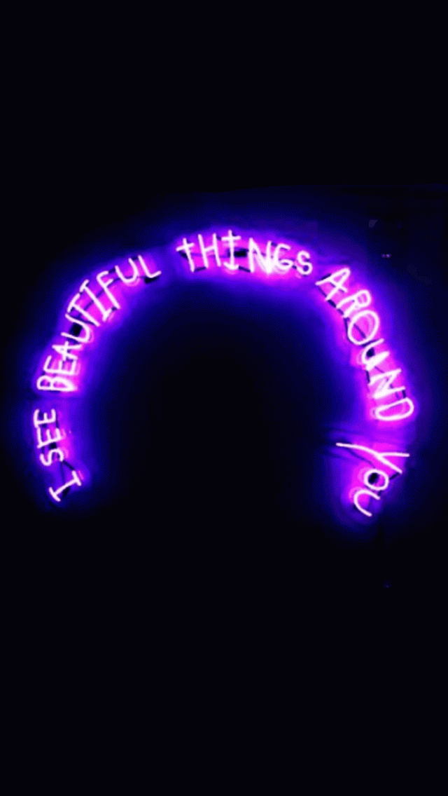 Neon Aesthetic Wallpaper Posted By Zoey Tremblay