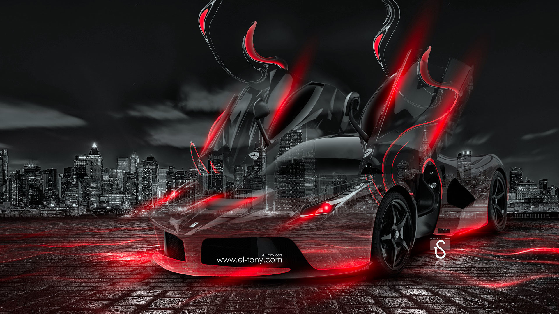 Neon Car Wallpapers Posted By Sarah Cunningham