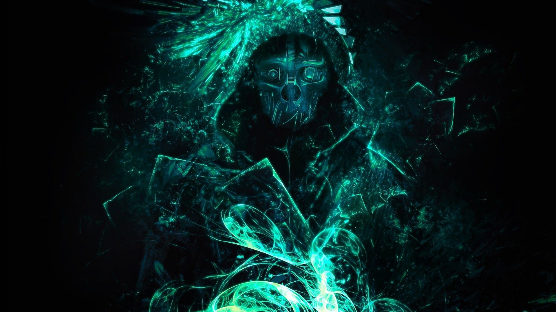 Neon Gaming Wallpaper Posted By Christopher Simpson