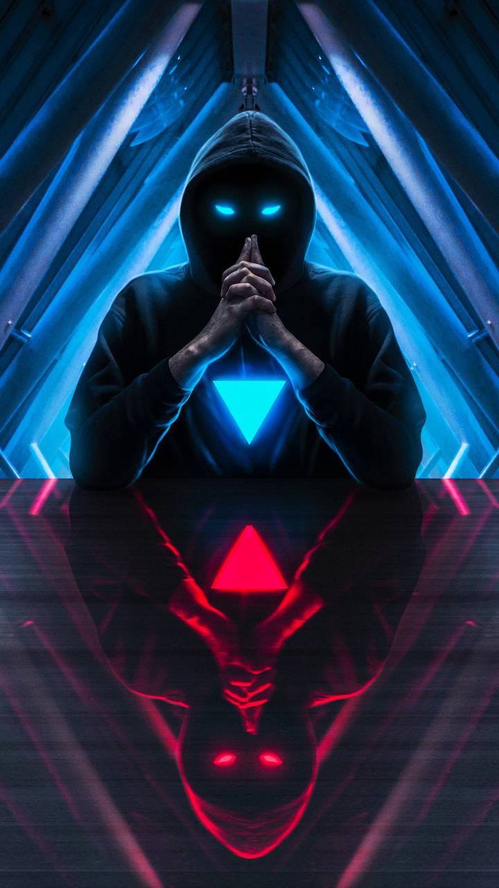 Neon Mask Wallpapers Posted By John Cunningham