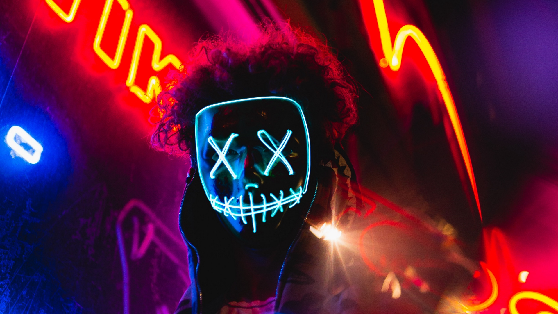 Neon Wallpaper 1920x1080 Posted By Zoey Cunningham