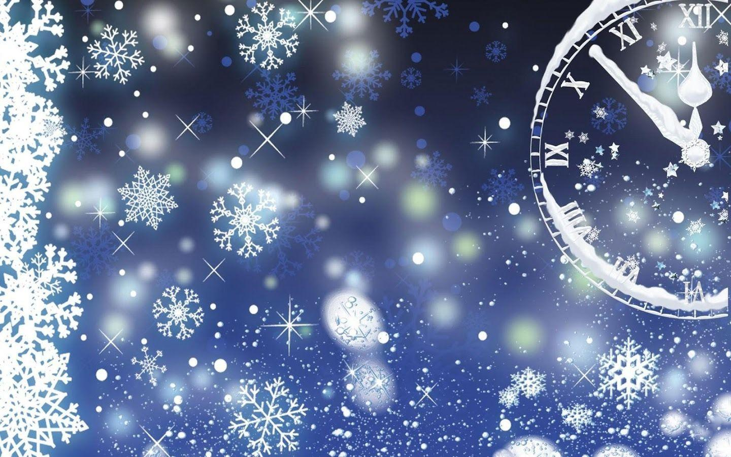 New Year Eve Wallpaper Background
