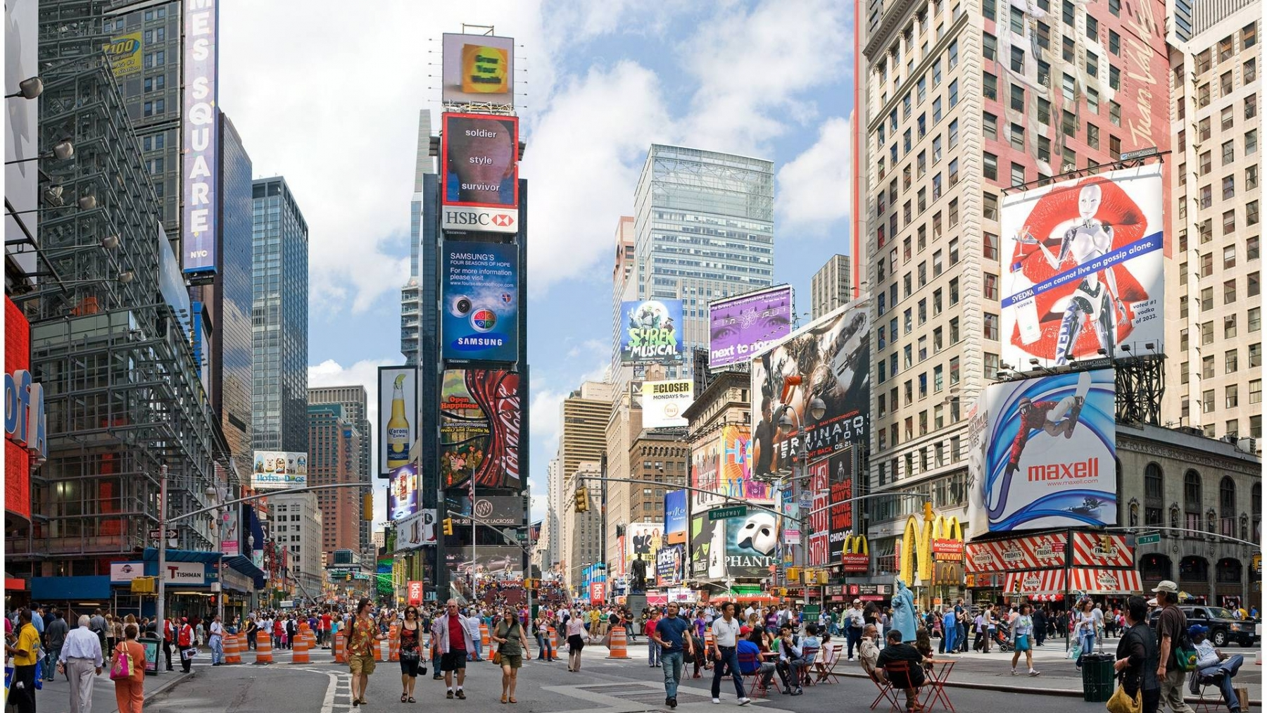 New York Background Hd Posted By Ethan Cunningham