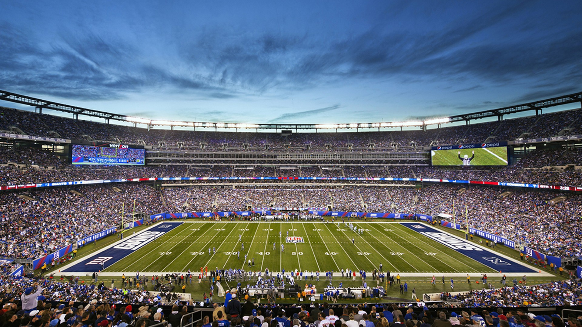 New York Giants Football Wallpaper Posted By John Anderson
