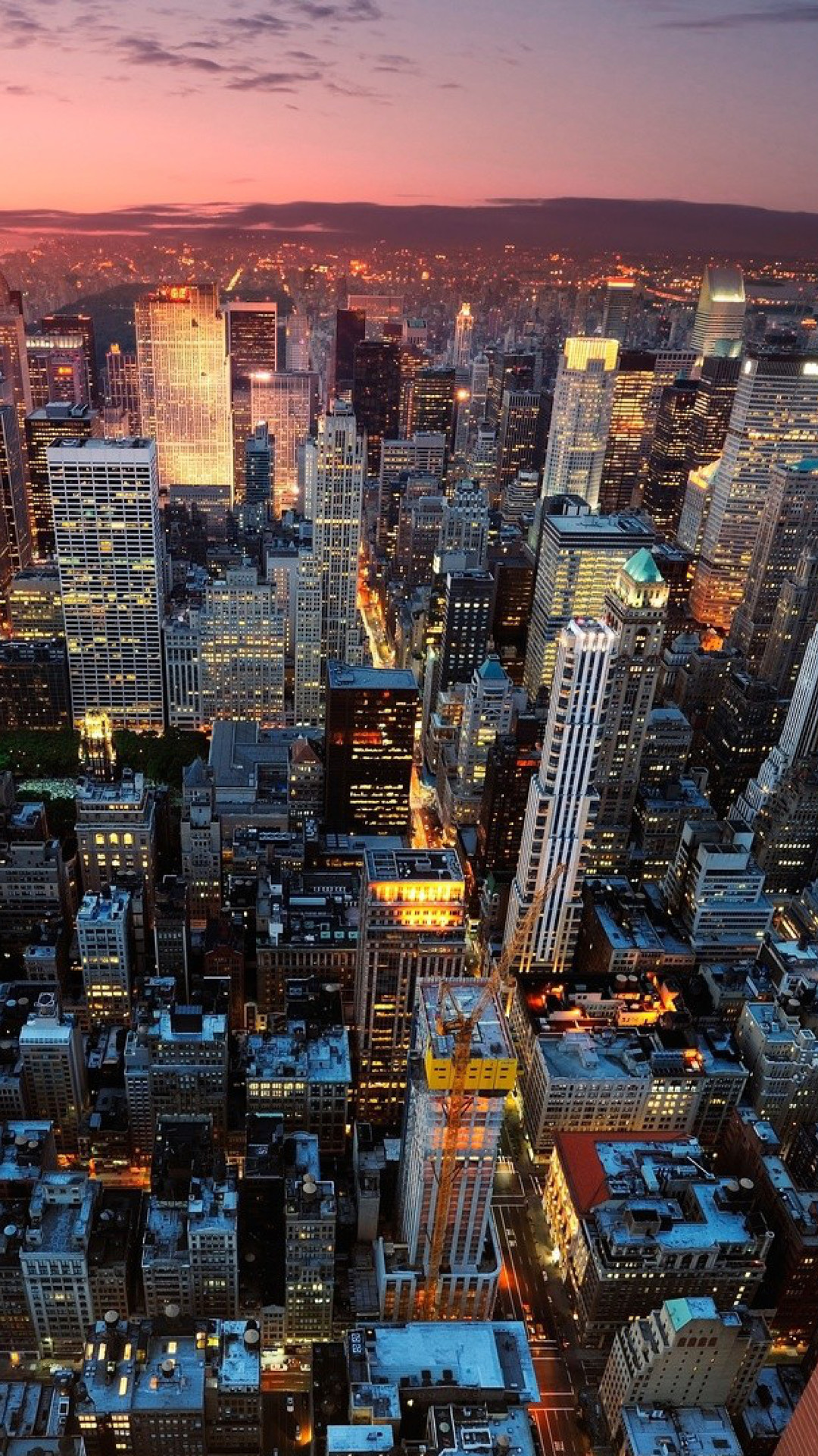 New York Night Wallpapers Posted By Samantha Thompson