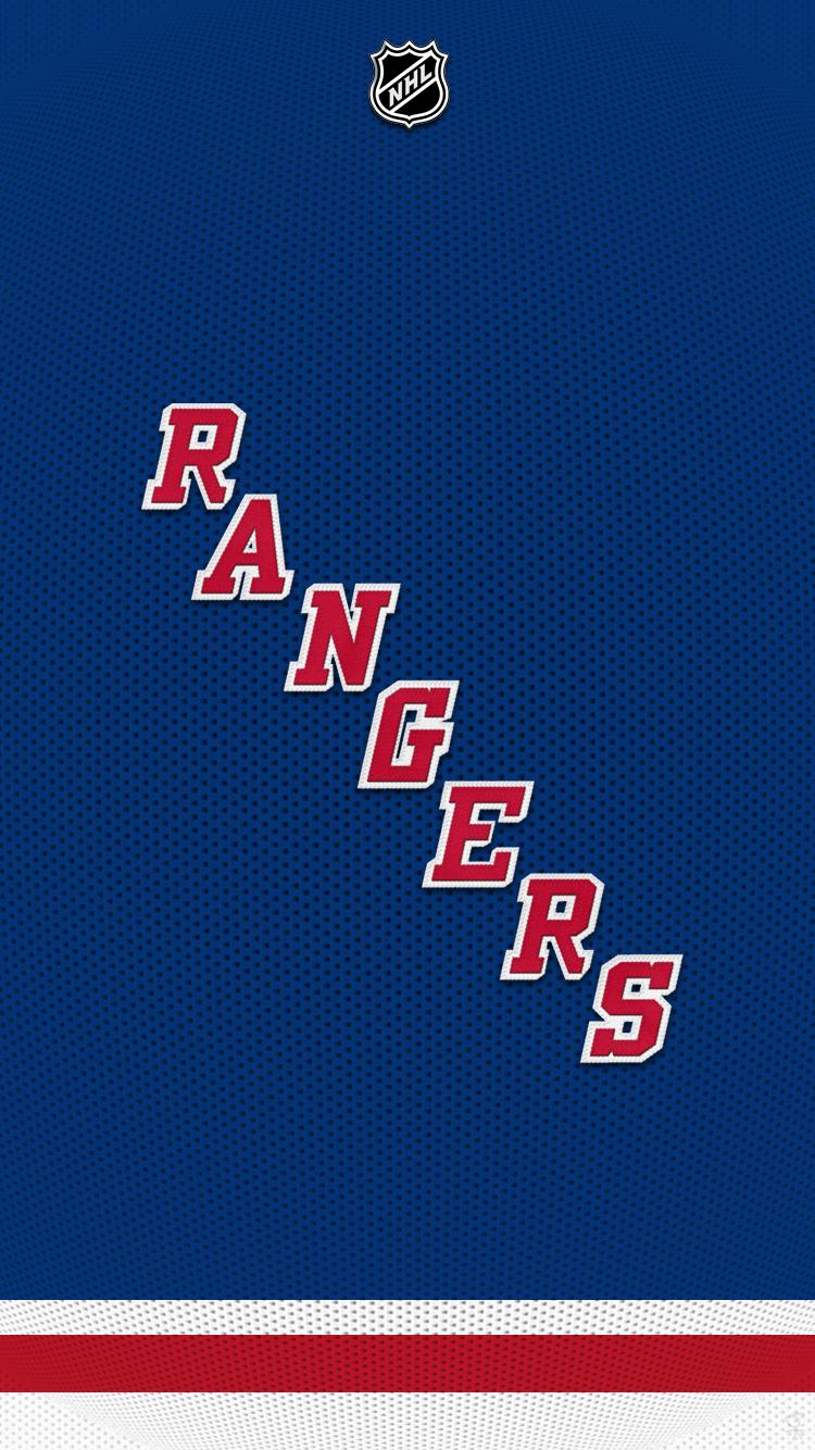 New York Rangers Screensaver