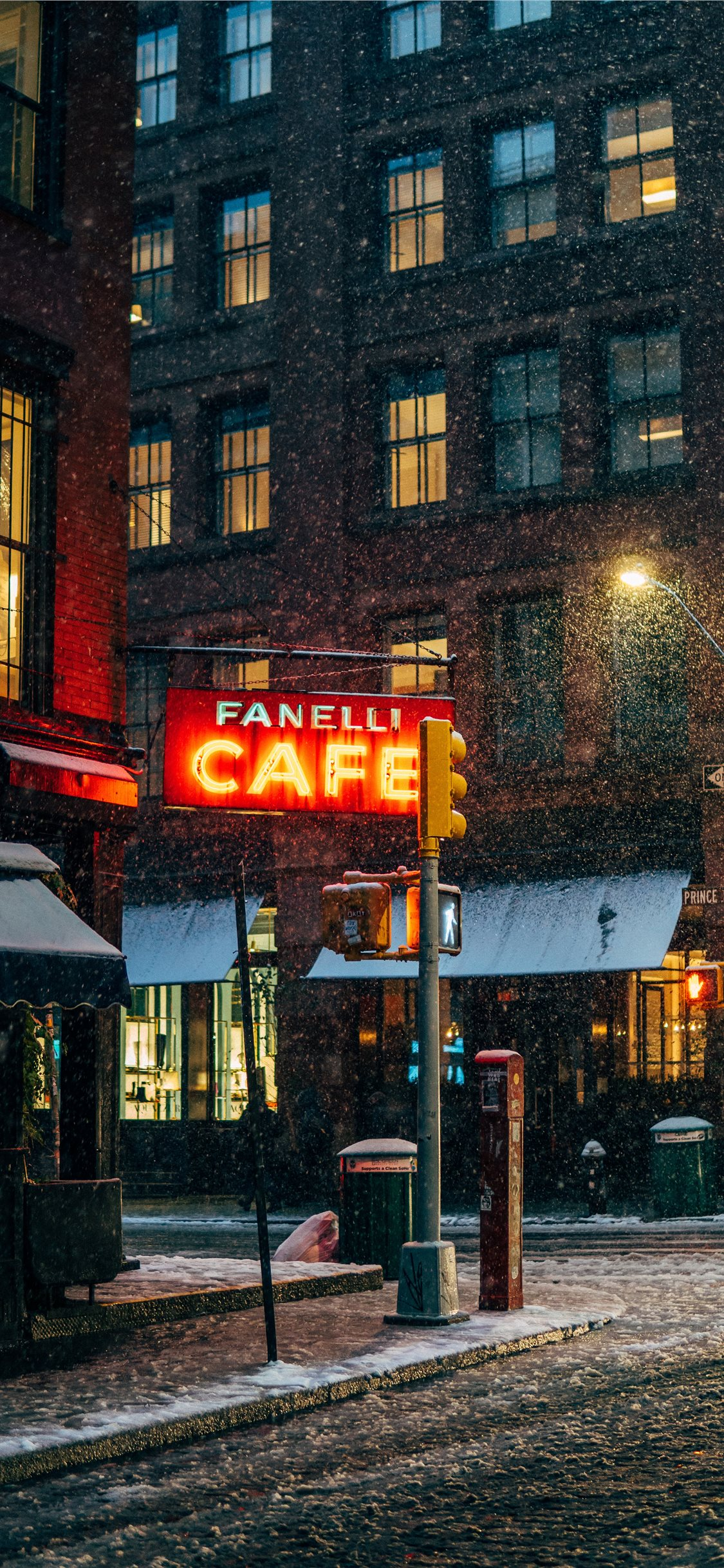 New York Winter Wallpapers Posted By Zoey Walker