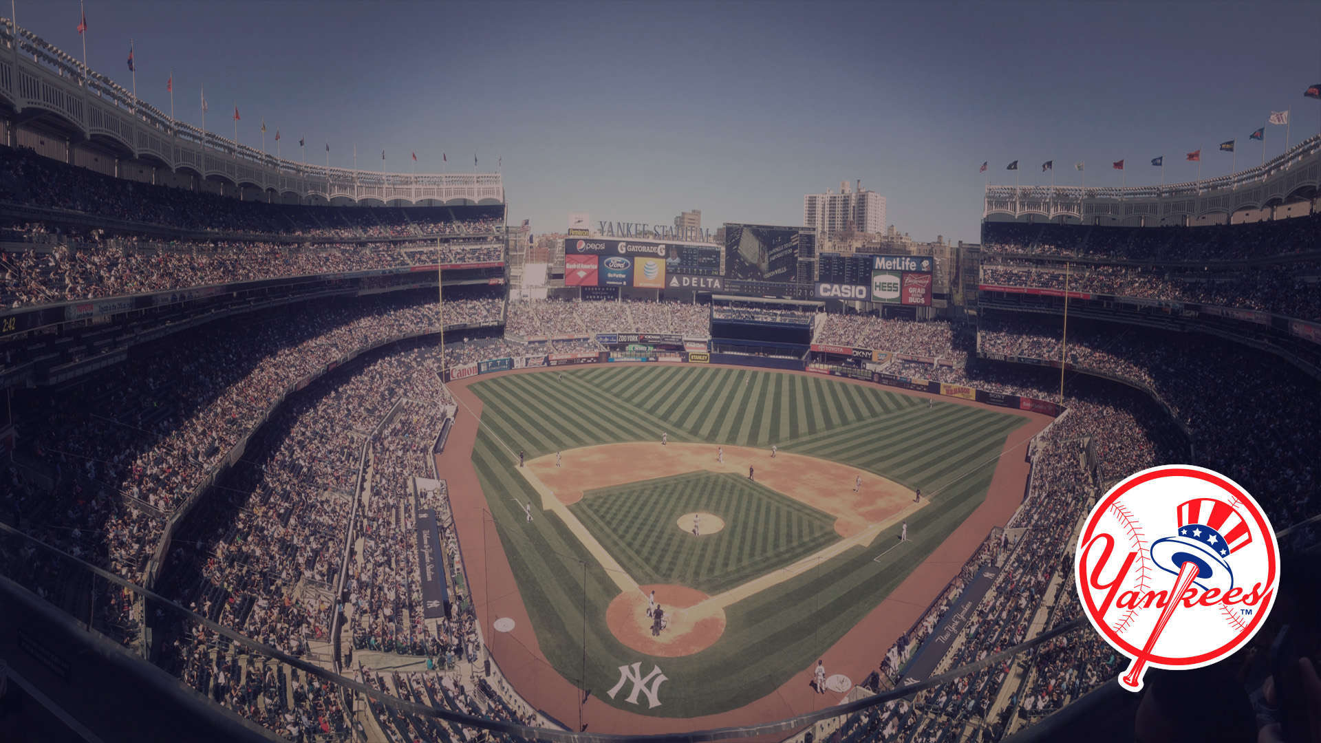 New York Yankees Hd Wallpapers Posted By Christopher Anderson