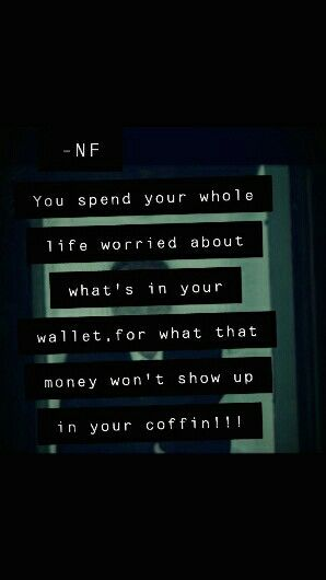 Nf Quotes Wallpapers Posted By Christopher Walker
