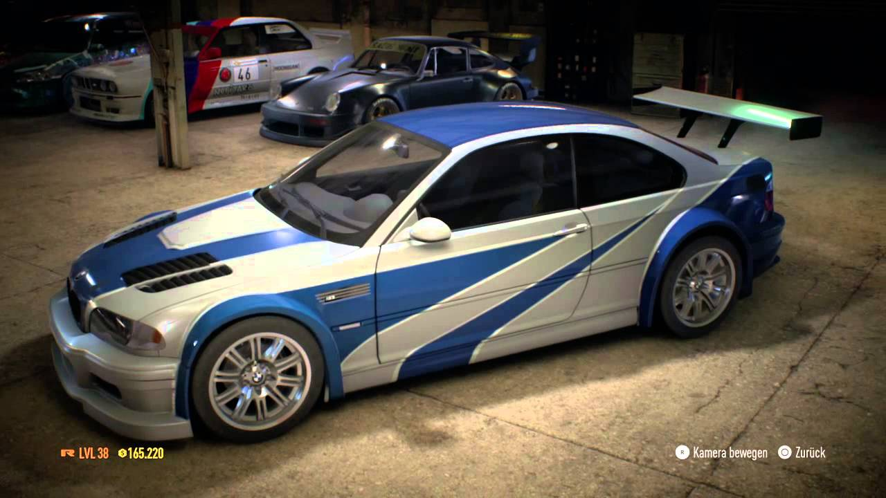 Nfs Most Wanted Bmw Posted By John Tremblay