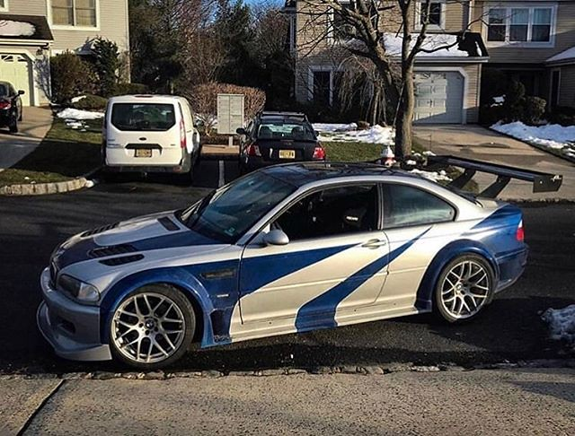 Nfs Most Wanted M3 Posted By Christopher Simpson