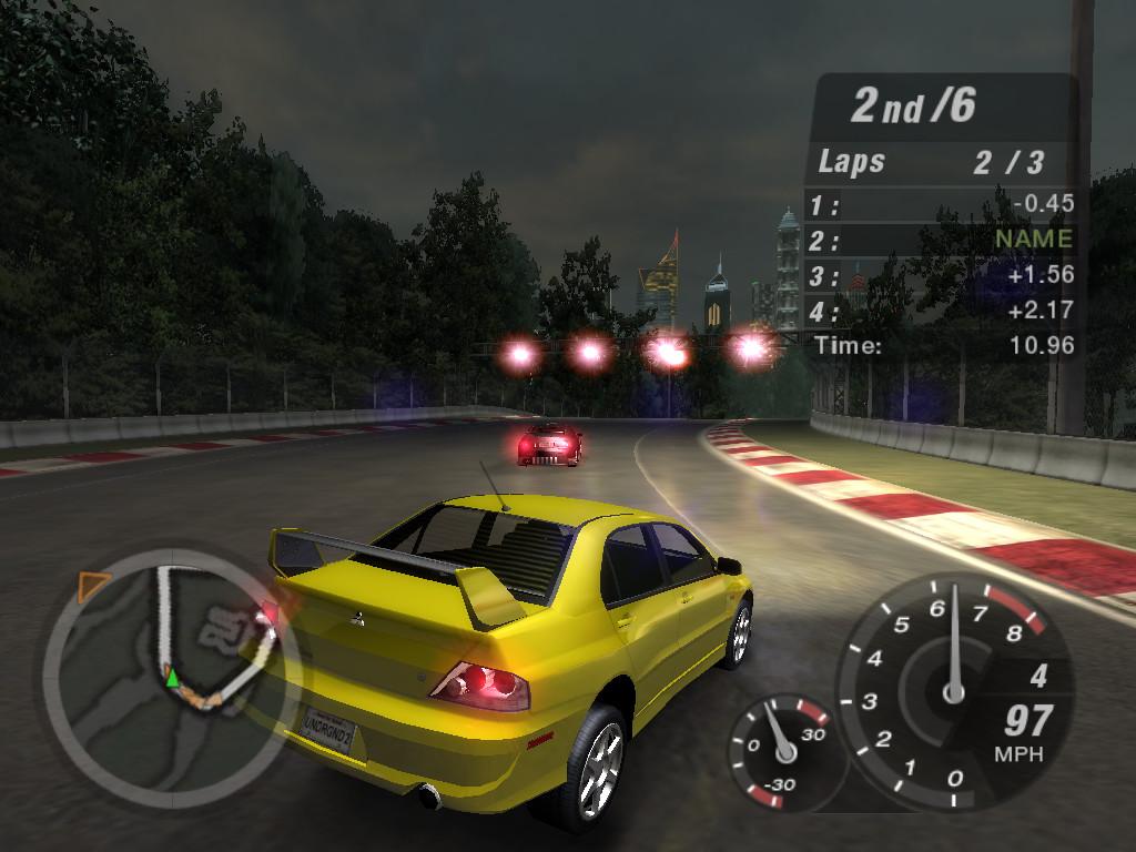 Download Need For Speed Underground 2
