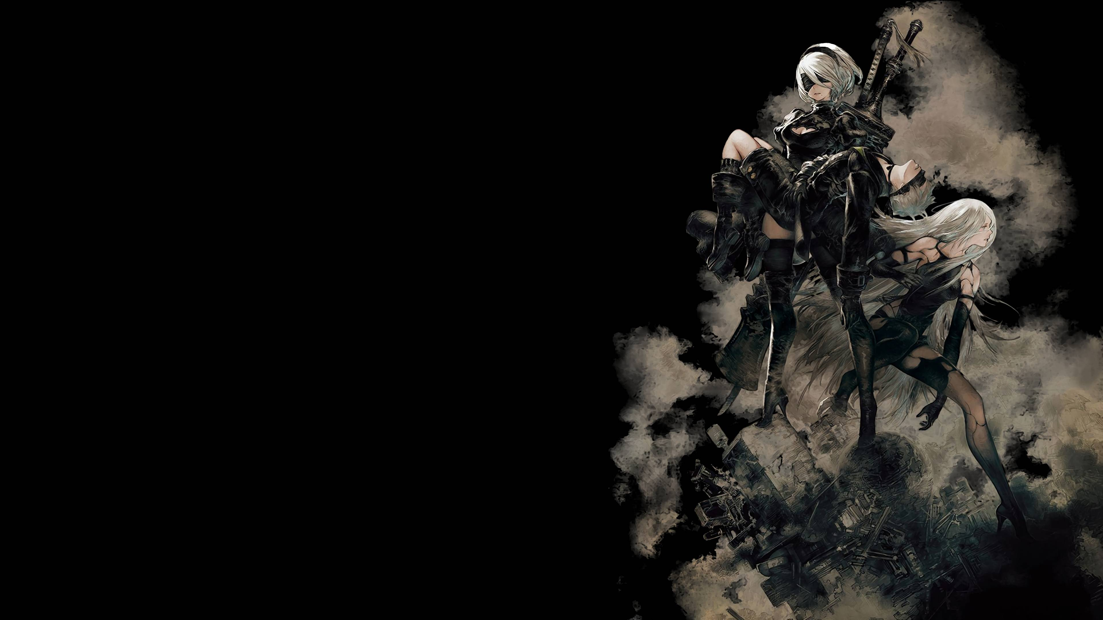 Nier Automata 1440p Wallpaper Posted By Samantha Cunningham
