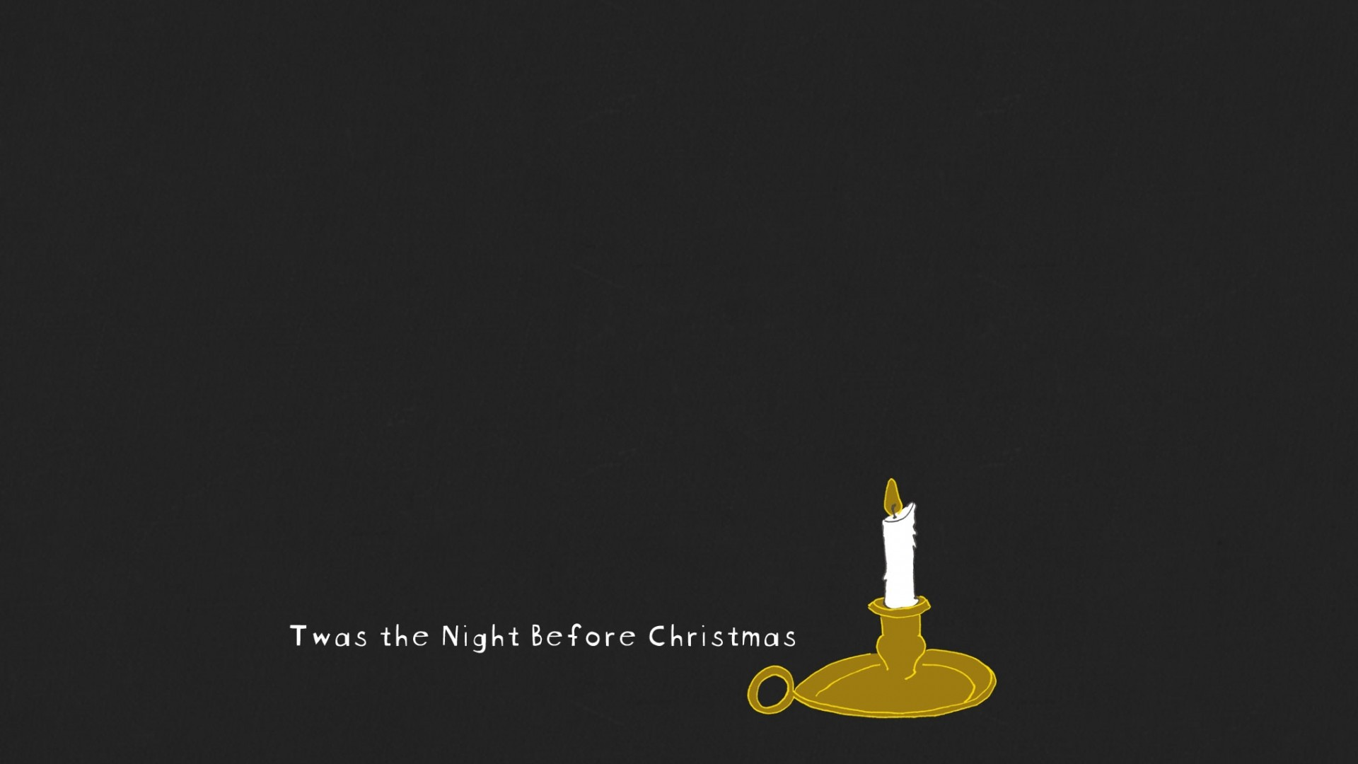 Night Before Christmas Wallpaper Posted By Samantha Simpson