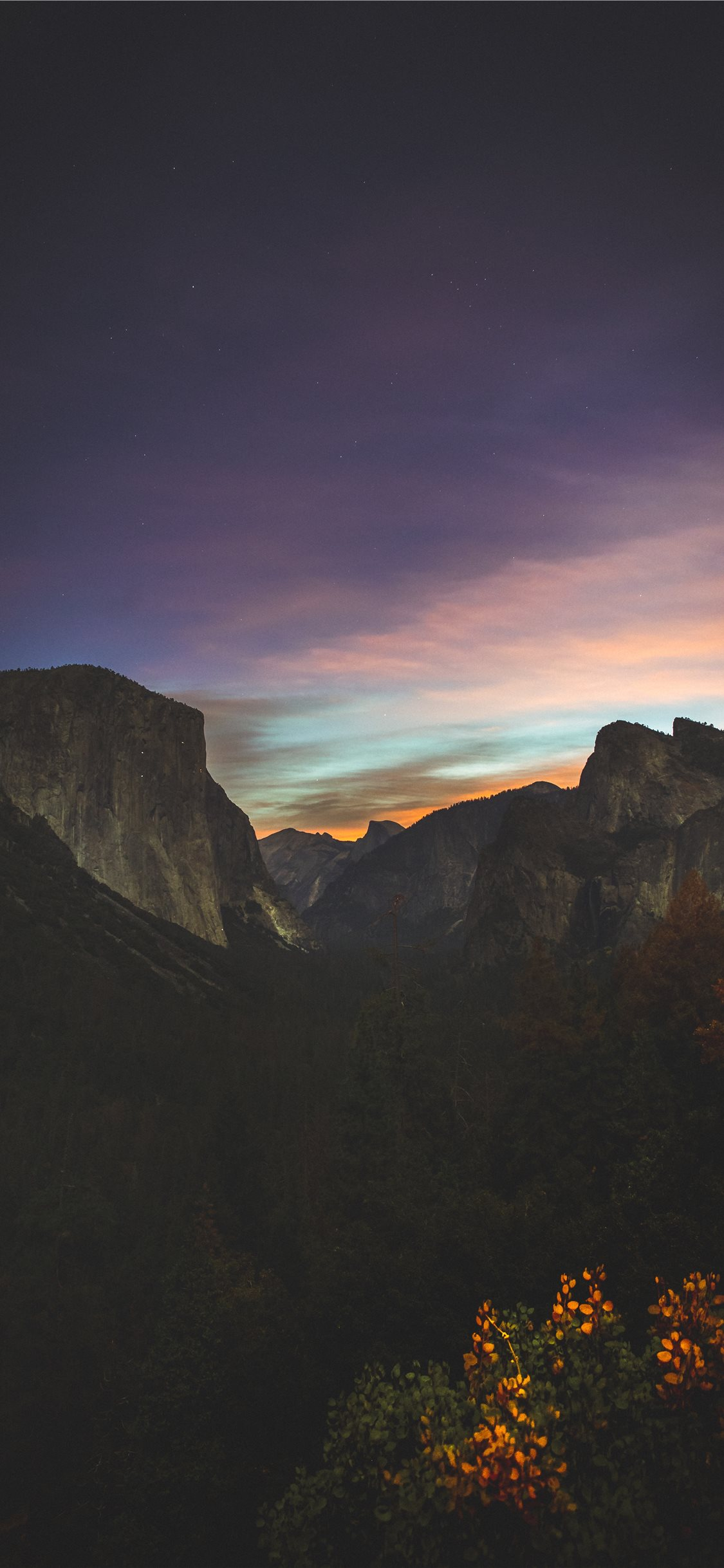 Night Mountain Wallpapers Posted By John Cunningham
