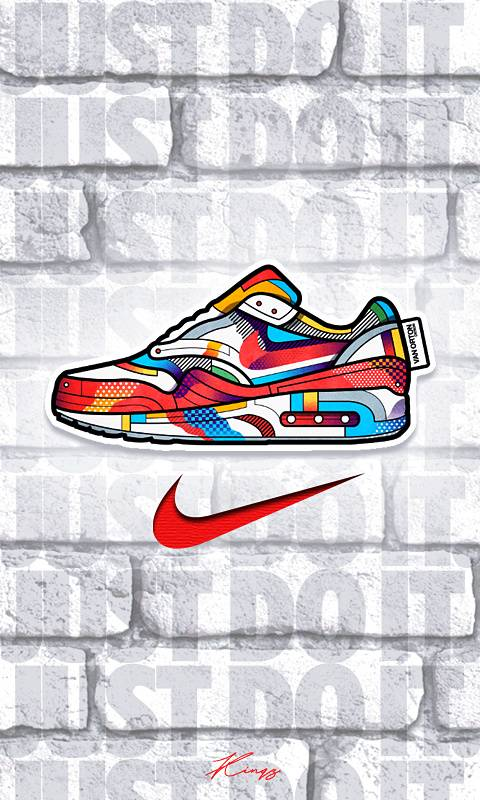 Nike Air Max 1 Wallpaper posted by Zoey