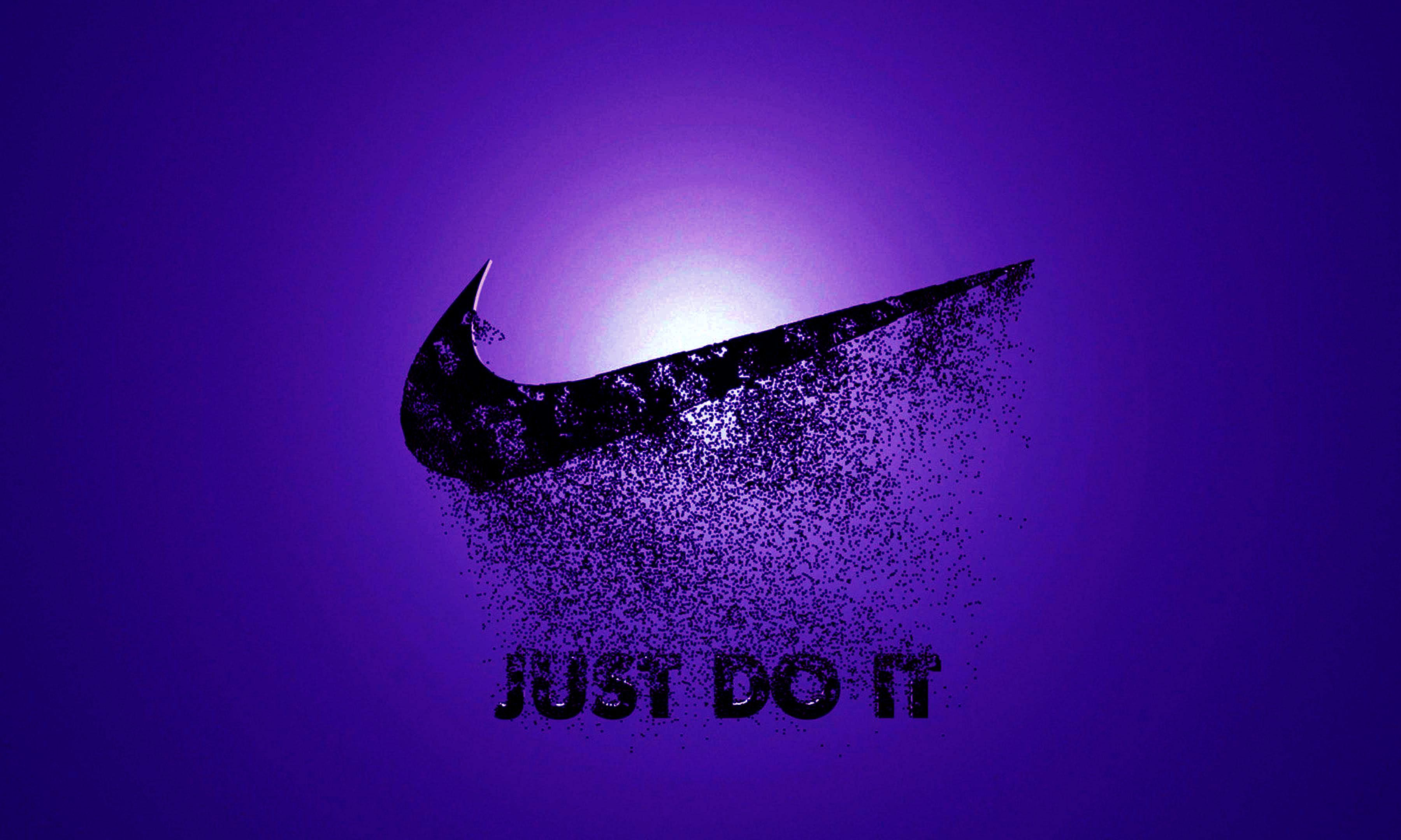 Just Do It Nike Galaxy Wallpapers on WallpaperDog