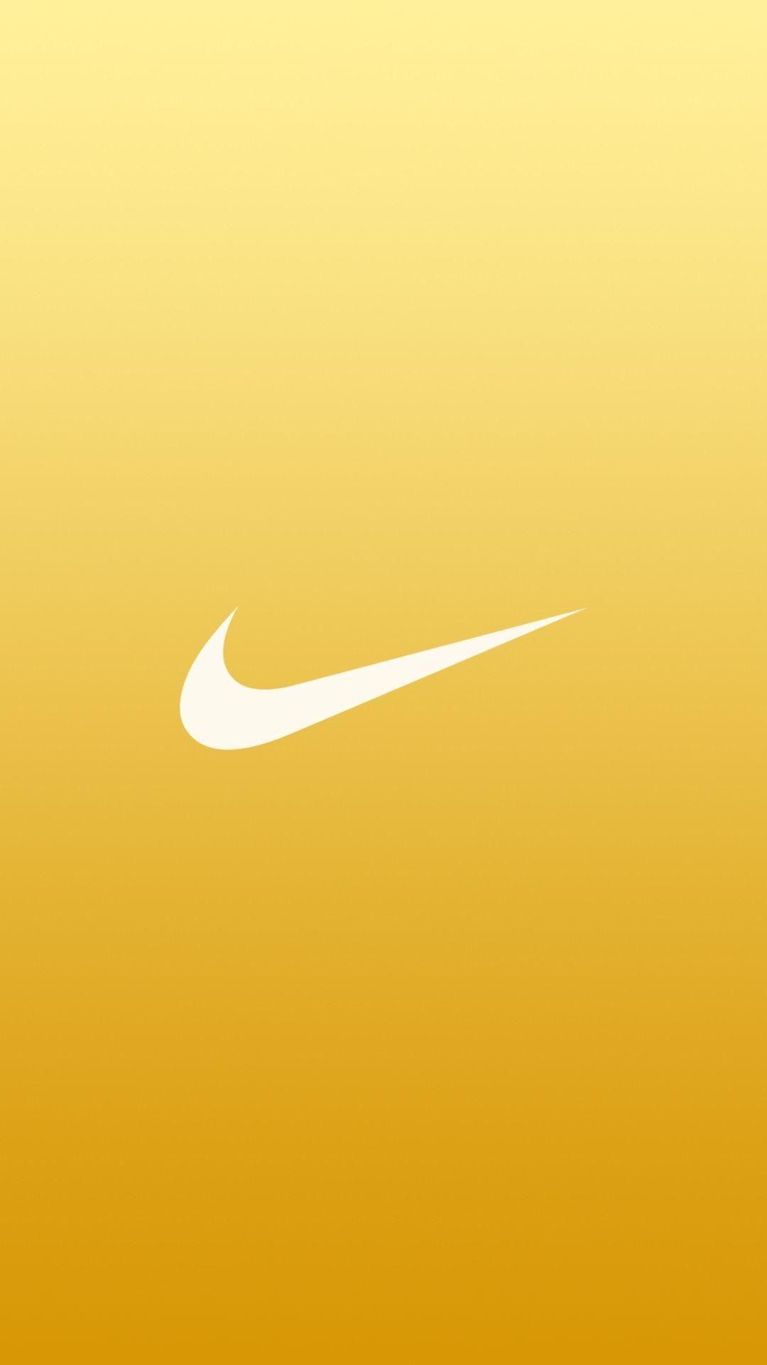 Wallpaper Nike yellow orange mercurial surfboard