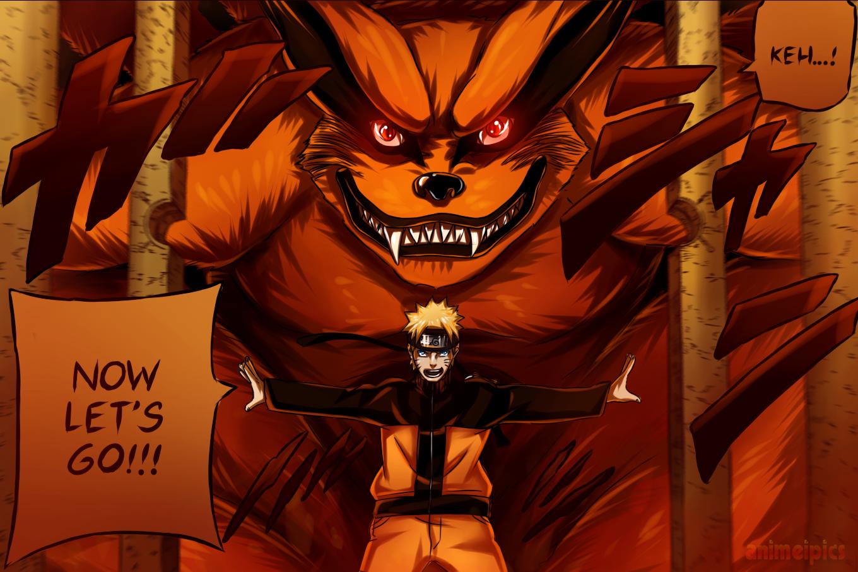 Naruto Nine Tails Wallpapers 61