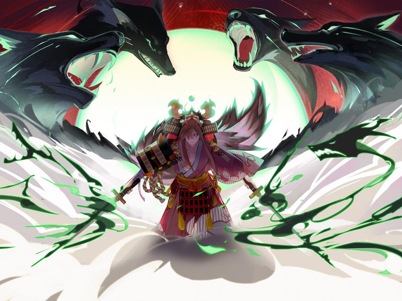 Ninja Anime Wallpaper Posted By Ryan Anderson