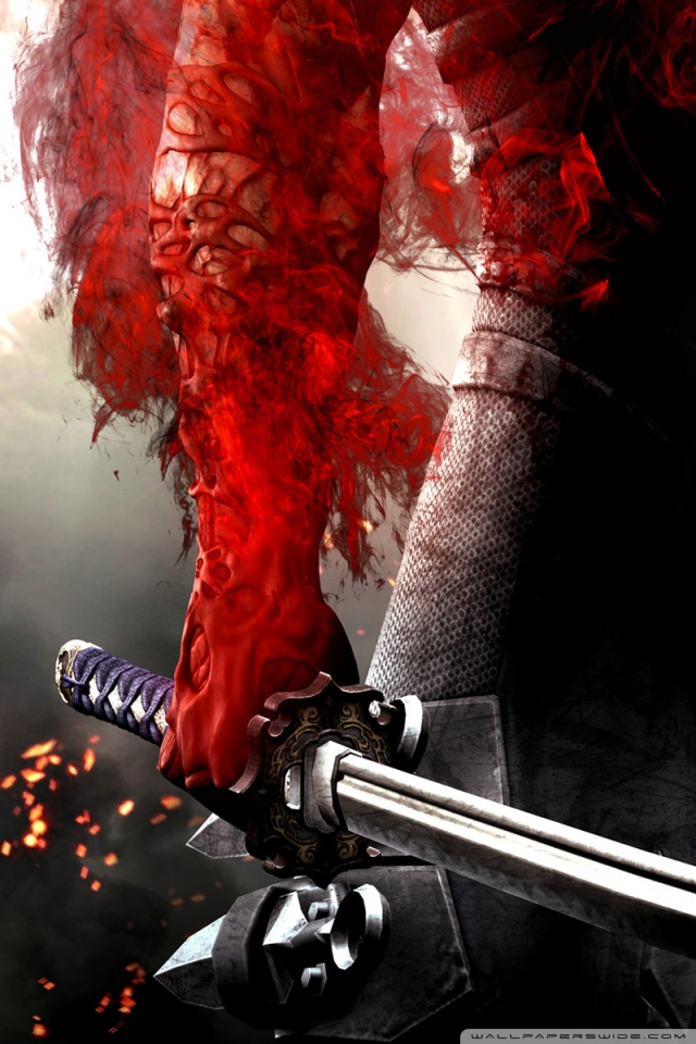 Ninja Gaiden 3 Wallpaper Posted By Sarah Simpson