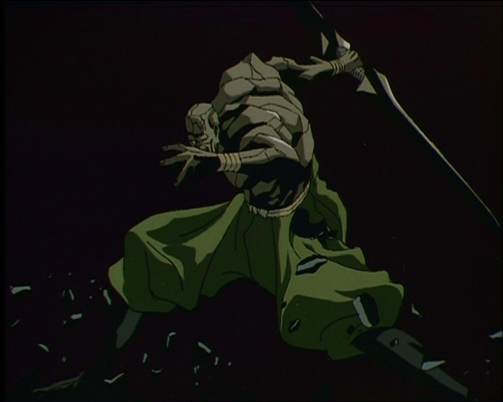 Ninja Scroll Wallpaper Posted By Michelle Thompson