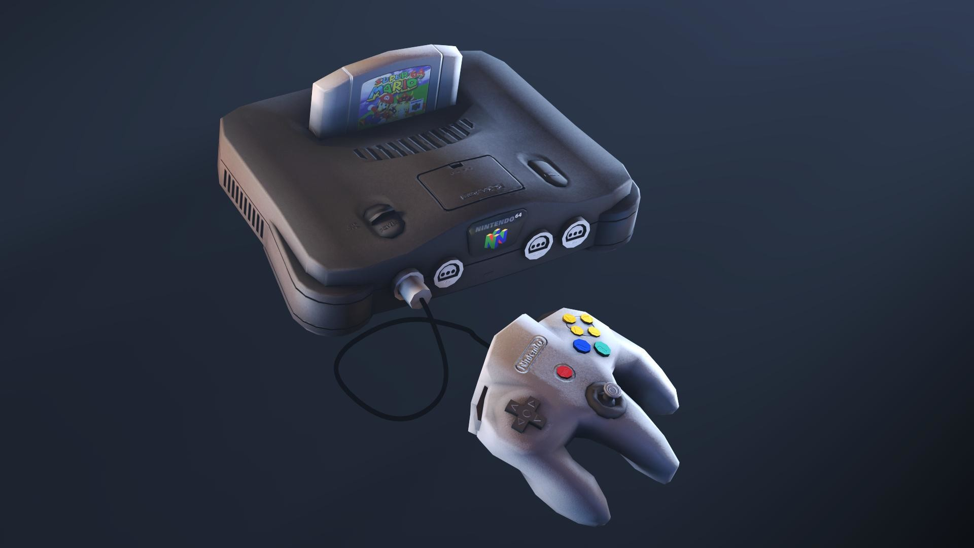 Nintendo 64 Wallpapers Posted By Ethan Thompson