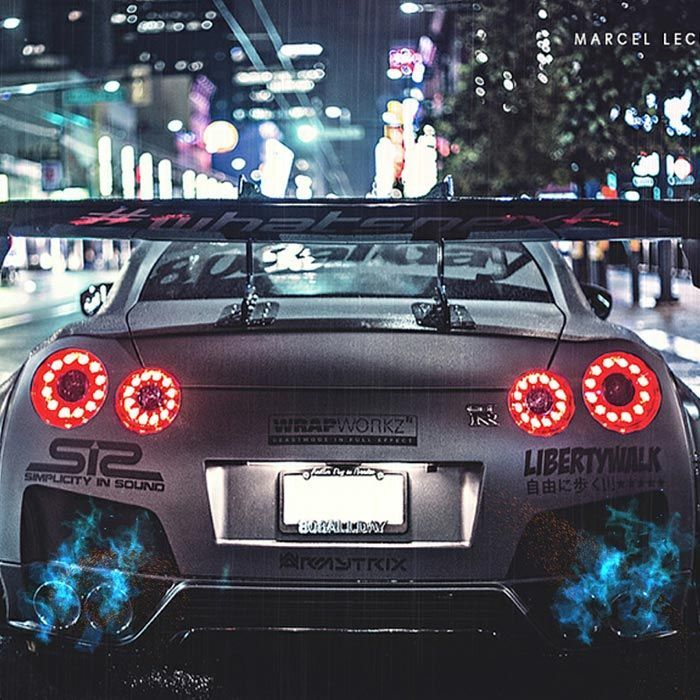 Nissan Gtr Wallpaper 4k Posted By Ethan Simpson