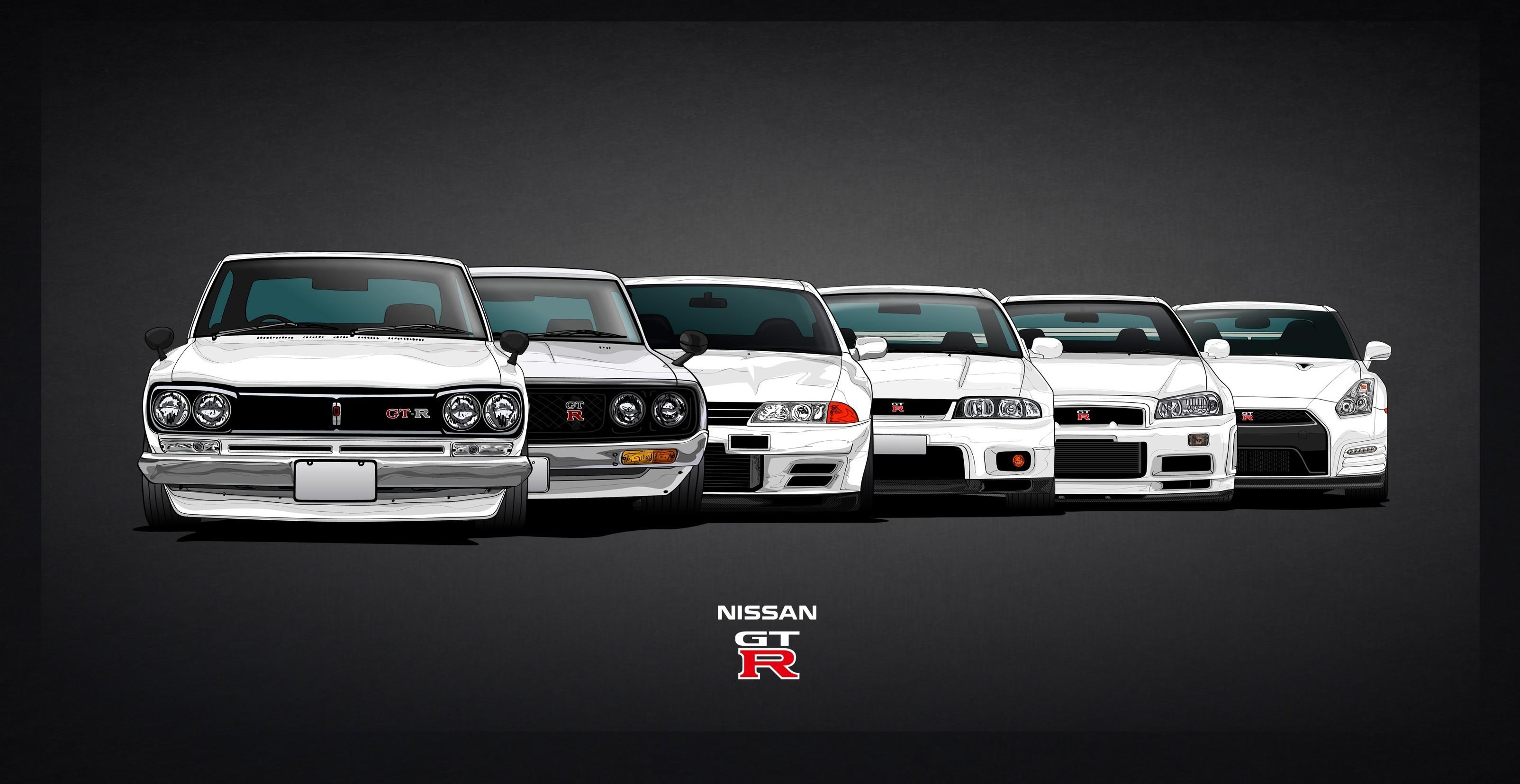 Nissan Skyline Gt R R32 Wallpapers Posted By John Peltier