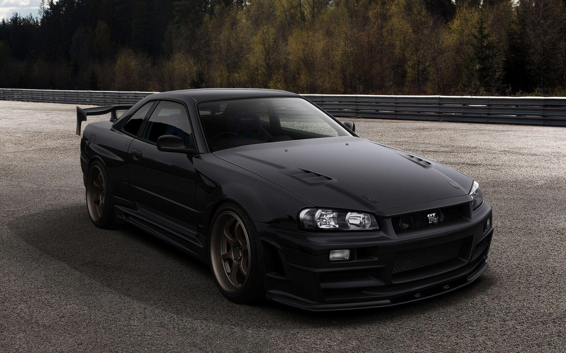 Nissan Skyline Gt R R34 Wallpaper Posted By Samantha Cunningham