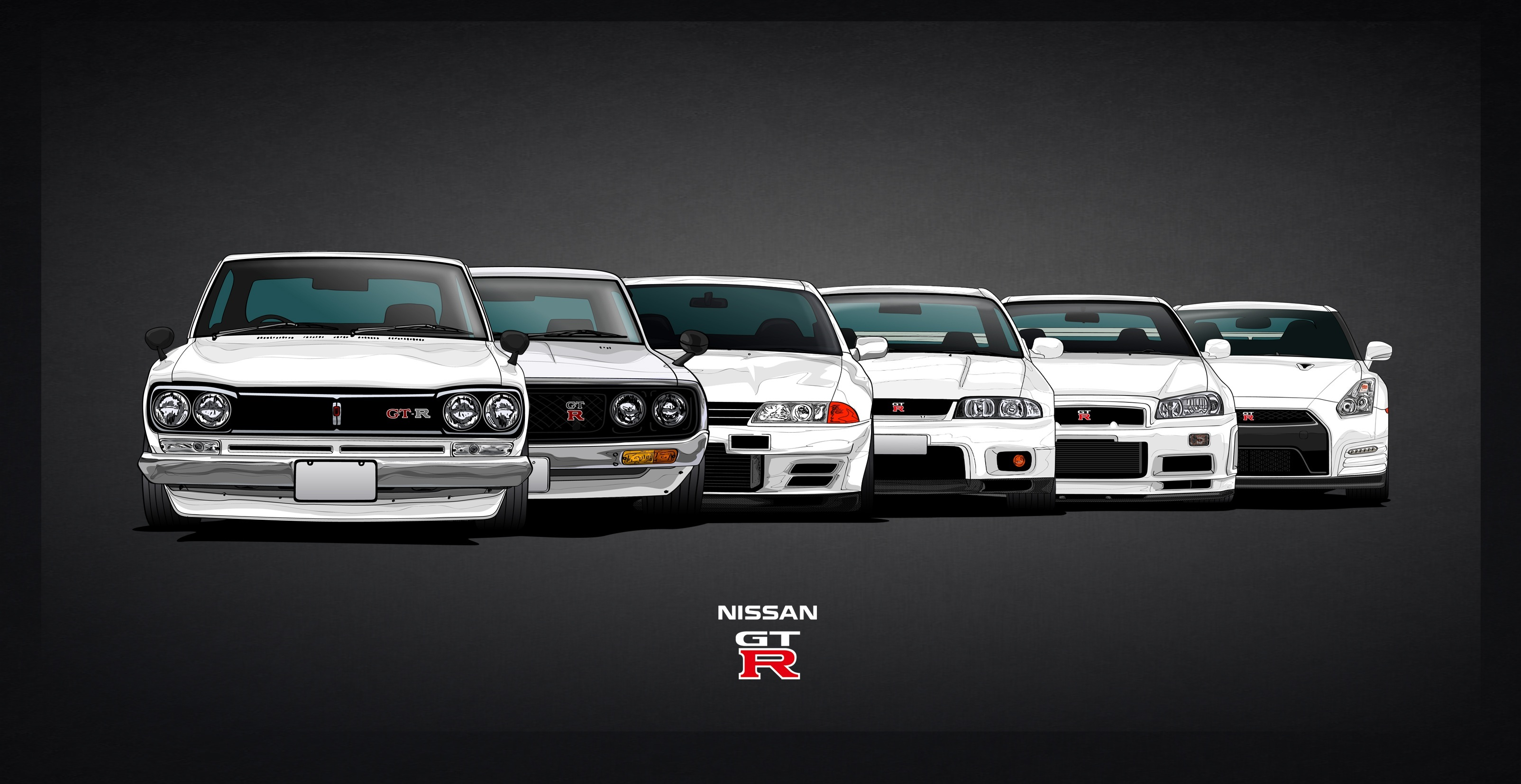 Nissan Skyline Gtr Wallpapers Posted By Sarah Simpson