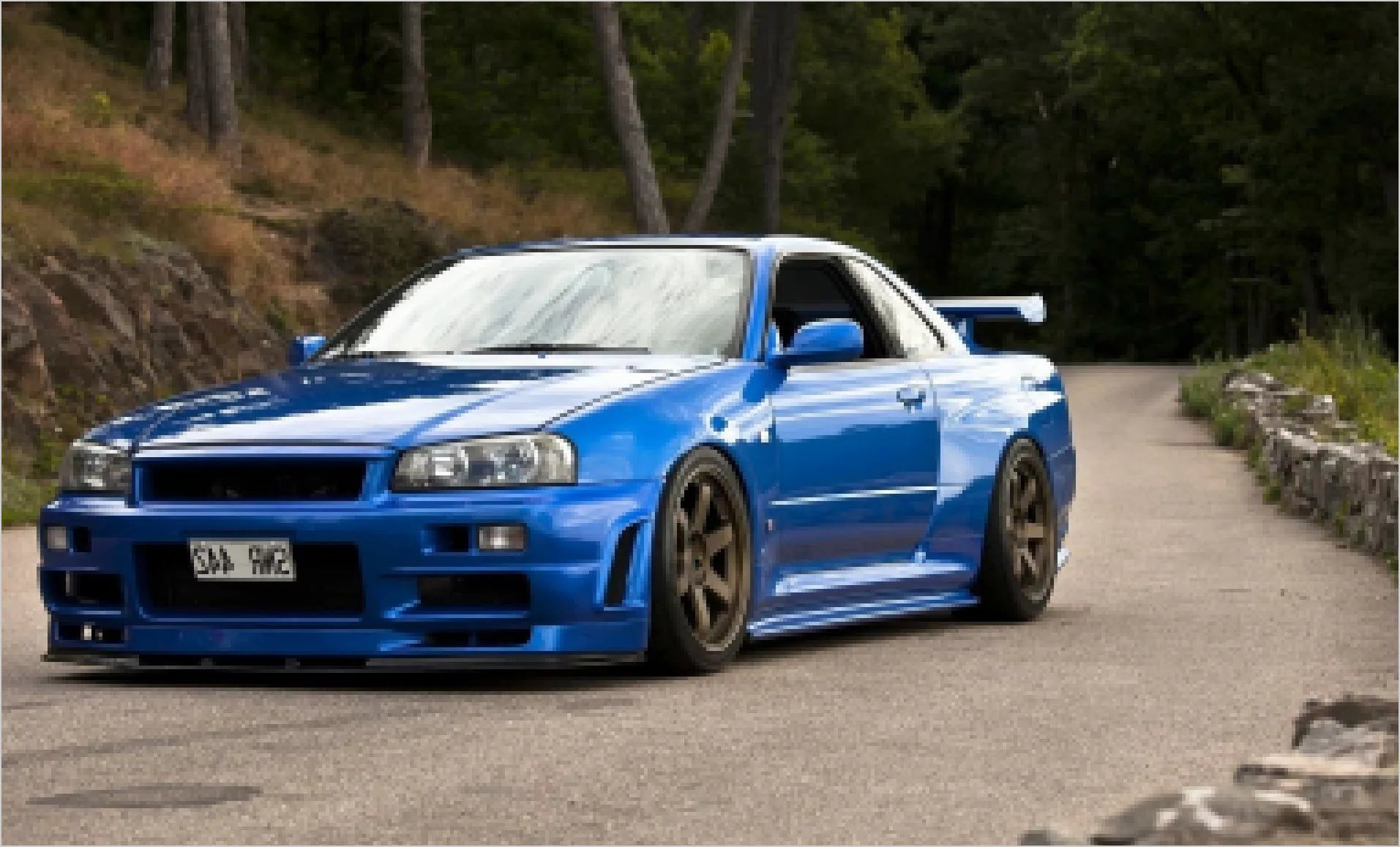 Nissan Skyline R34 Wallpapers Posted By Christopher Walker