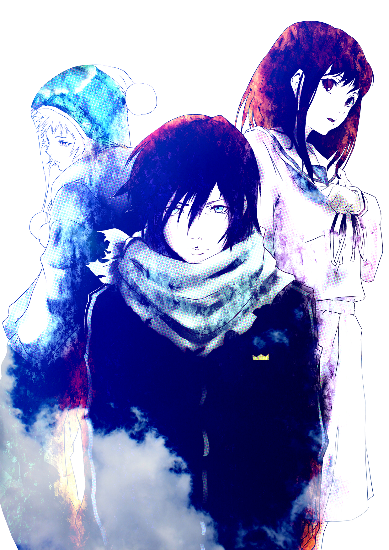 25+ Noragami Wallpaper Phone Pictures