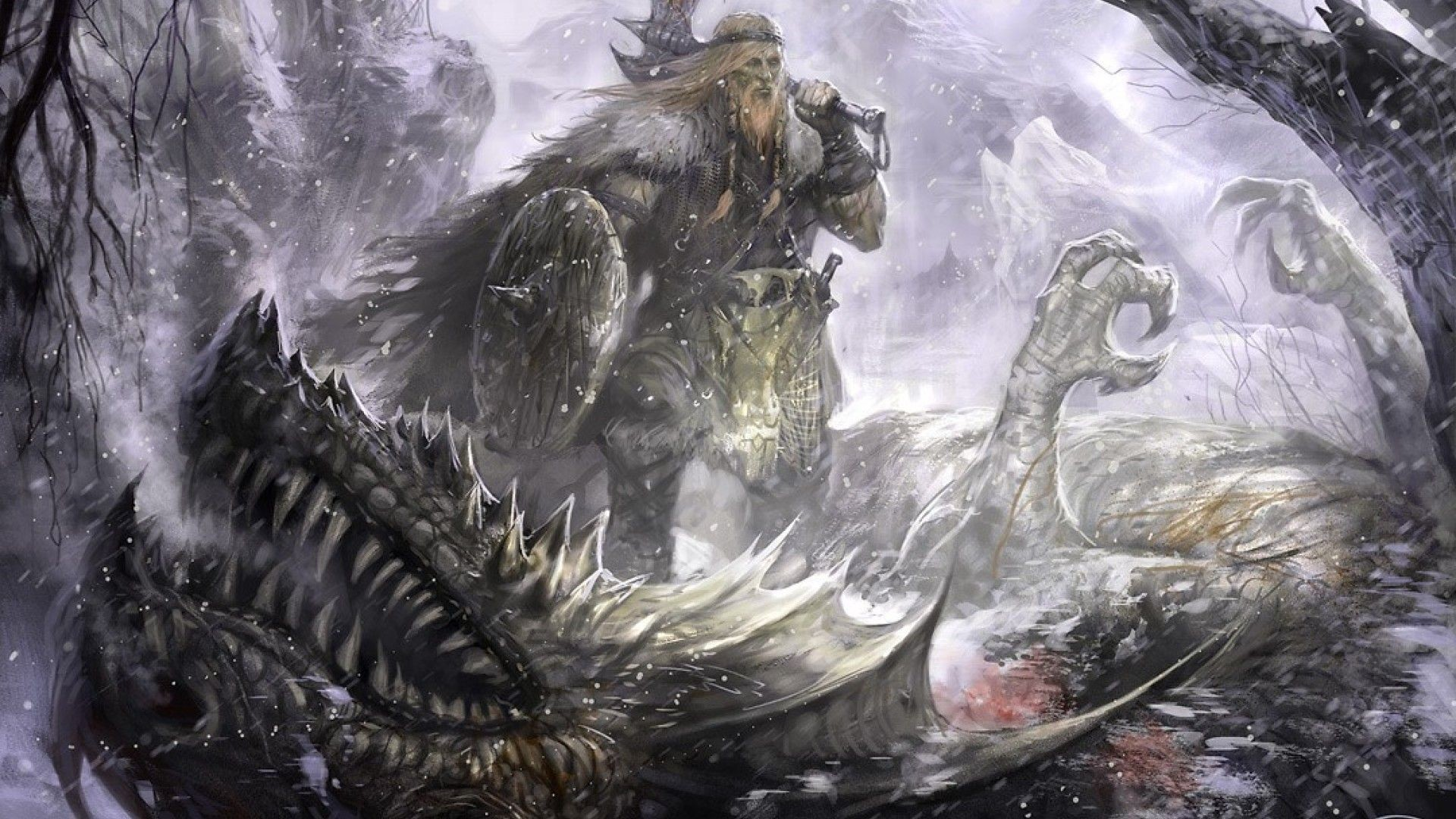 Norse Wallpaper Posted By Ryan Johnson